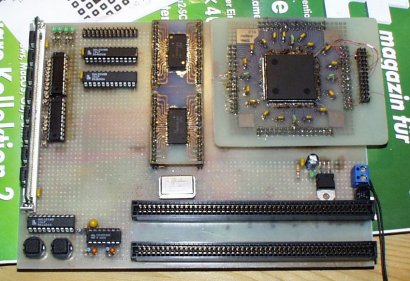 ppQBox mainboard top view